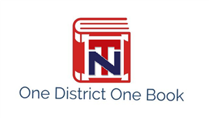 One District One Book NT logo