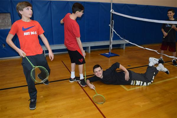 North Tonawanda Middle School Takes Part in American Heart Association Event