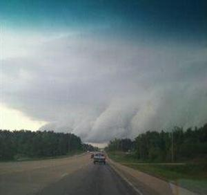 arkansas storm