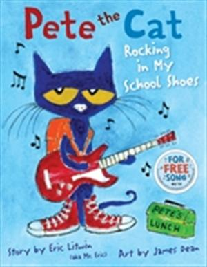 Pete the Cat Interaction