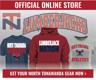 Get your North Tonawanda gear now at the Official Lumberjacks Online Store