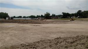 Future Intermediate Building site