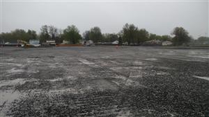 Future site of track and athletic field